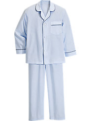 Lightweight 100% Cotton Batiste Pajamas