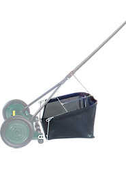 Use This Grass Catcher with Our Green Mountain Mower