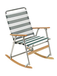Outdoor Rocker Made to Last a Lifetime
