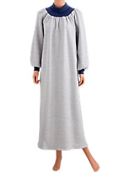 Long Fleece nightgown