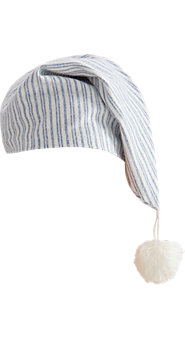 Irish Flannel Sleeping Cap