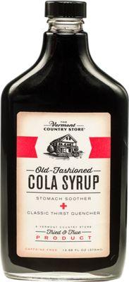 Remedy Upset Stomach Cola Syrup