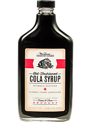 Old-Fashioned Pure Cola Syrup Still Soothes Upset Stomachs