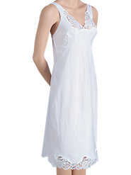 100% Cotton Batiste Slip: Beauty Meets Comfort
