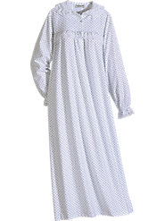 Long Flannel nightgown