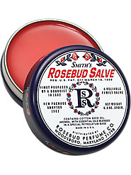 Sweet-Smelling Rosebud Salve Soothes Quickly