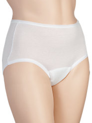 Women's Super-Absorbent Protective Underwear Looks and Feels Like Regular Undies