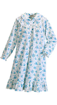 Women's Cotton Flannel Nightgown