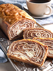 Potica: Paper-Thin Pastry, Nuts, and Honey, an Eastern European Favorite