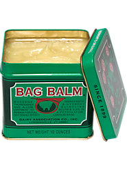Use Bag Balm to Treat Dry Hands