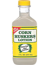 Corn Huskers Lotion Penetrates Skin to Soothe Dry, Chapped Hands