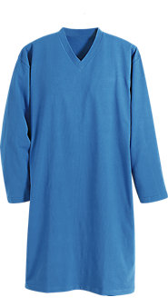 Cotton Knit Sleepshirt