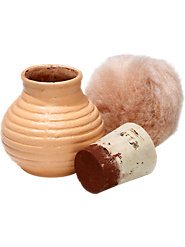 Original Indian Earth Powder, All the Makeup You Need in One Pot