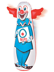 Wowee, Kazowee! The Original Bozo Bop Bag Is Back