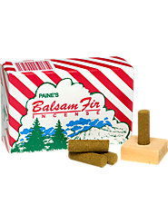 Incense Lets You Enjoy the Fresh Scent of Maine Balsam Fir in Your Home