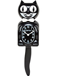 Kooky Kit-Cat Klock Clock