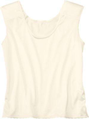 Womens Shoulder Padded Camisole Nylon Cami