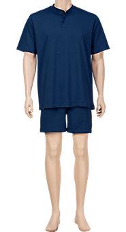 Shortie Knit Pajamas