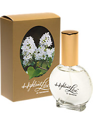 Highland Lilac Perfume with the Sweet Scent of a New England Garden in Spring