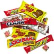 Travel Back in Time with Our Candy Bar Sampler