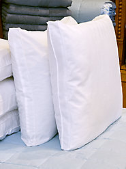 Slender Bed Pillow Prevents Stiff Necks—Perfect for Stomach Sleepers, Use One or Layer Two