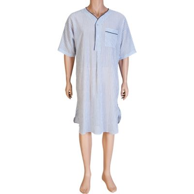 Buy mens nightshirts - Ultra-Light Cotton Nightshirt