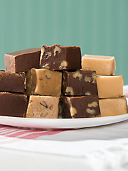 Orton Copper Kettle Fudge™: Made from Our Secret Recipe and Hand-Stirred to Creamy Perfection