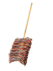 The Best Wool Hand Duster We've Ever Used Naturally Attracts and Holds Dust