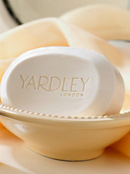 Yardley's English Bath Soap, as Timeless as a Woman's Beauty