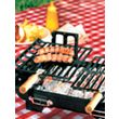 Take-Anywhere Hibachi Grill Made of Durable Cast Iron, Unlike the Cheaper Ones Found in Stores