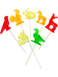 Original Barley Pops in 3-D Animal Shapes