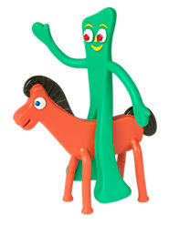 Gumby and Pokey: The Original Bendable Buddies