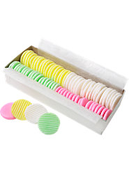 If You Were a Fan of Merrimints, You'll Love Our Melt-in-Your-Mouth Ridged Pastel Mints
