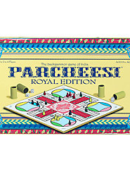 Parcheesi, the Royal Game of India, Is Back Again—Complete with Dice Cups—At Your Request