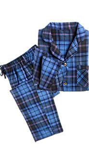 Men's Orton Family Plaid Flannel Pajamas