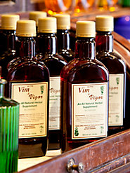 An Ounce a Day Keeps the Doctor Away—100% Natural Vim and Vigor Keeps Your Body at Its Best!
