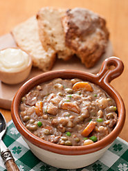 You'll Never Believe This Traditional Irish Stew, Made with Wine and Guinness Stout, Comes from a Can