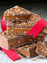 Jumbo Almond Buttercrunch: Big, Thick Melt-in-Your-Mouth Goodness—and Lots of It!