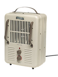 Choice of Vermont Farmers: Reliable, Rugged Milk House Heater