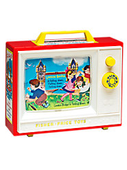Fisher-Price Music Box TV Brings Two Classic Children's Songs to Life