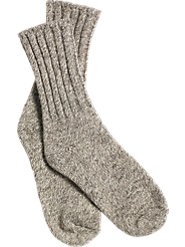 Back to Basics Ragg Wool Socks for Him and Her, Proven Warmth and Comfort