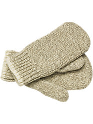 His and Hers Ragg Wool Mittens: Proof You Don't Have to Spend a Lot to Stay Warm