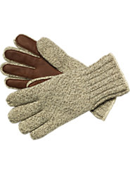 His and Hers Ragg Wool Gloves: Proof You Don't Have to Spend a Lot to Stay Warm