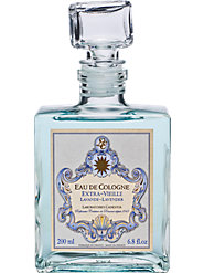 From the World-Renowned Lavender Fields of Provence, France, Comes This Lavender Cologne in a Glass Decanter