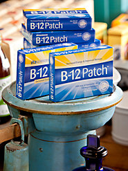 B-12 Patch Provides Maximum Absorption for Increased Energy and Improved Memory
