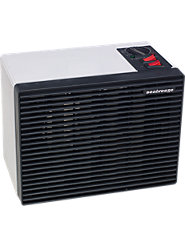 """Heat Sweep"" Fan Heater, Canada's Best Seller, Quietly and Quickly Oscillates for More Warmth"