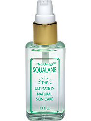 Natural Squalane from Olive Oil Penetrates Quickly to Rehydrate Skin, Reduce Wrinkles