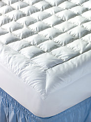 Heavenly Loft Mattress Pad: Added Comfort for a Better Night's Sleep
