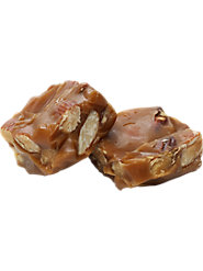 Soft, Chewy Caramel Loaded with Almonds, Straight from the California Almond Growers
