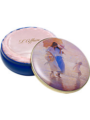 Bal de Bain perfumed powder, romantic, warm, and caring.